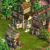 Скриншот из игры Клондайк