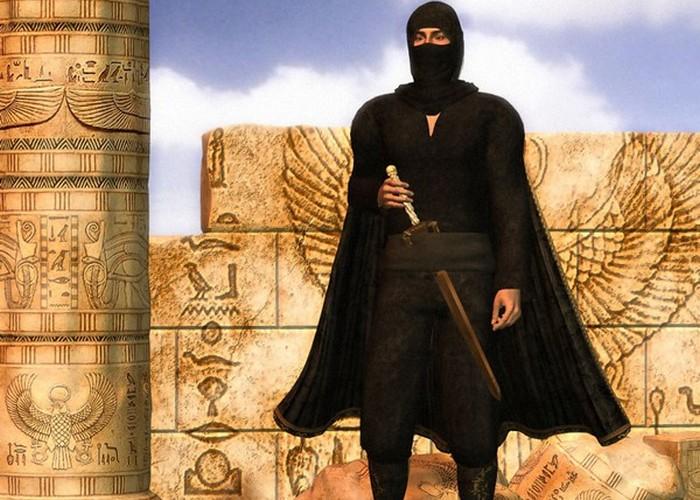 Меджаи встречались в «Assassin's Creed».